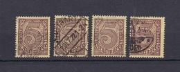 Deutsches Reich - Dienstmarken - 1920 - Michel Nr. 33 - 42 Euro - Gebraucht
