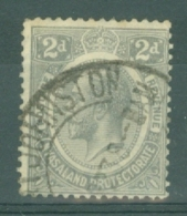 Nyasaland: 1921/33   KGV     SG103    2d     Used - Nyasaland (1907-1953)