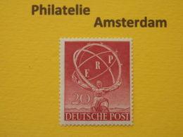 Germany Berlin 1950, EUROPA / MARSHALL PLAN (ERP): Mi 71, ** - European Ideas