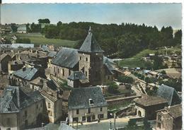 ///   MARCOLES   (  CANTAL )  LE QUARTIER DE L 'EGLISE - Autres Communes