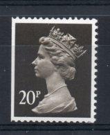 Great Britain - 1989 - 20p Machin (Phosphorised Paper) - MNH - Nuovi