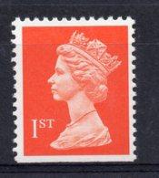 Great Britain - 1990 - 1st Class Machin (Litho, Perf 13) - MNH - 1952-.... (Elisabeth II.)