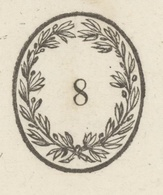 Ste Marie Aux Mines An 5 – 10.4.1797 Armée Du Rhin Et Moselle Vigilance, Discipline, Obéissance à La Loi - Documentos Históricos