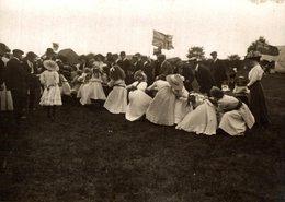 NINOS KIDS PLAY GAMES IN LONDON 15*11CM Fonds Victor FORBIN 1864-1947 - Fotos