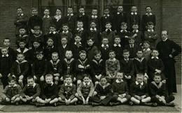 Photo De Classe Collège Sainte Marie à SCHAERBEEK BRUXELLES - Personnes Identifiées
