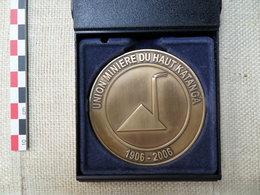 """Médaille """"VIS PALETOTS"""" Union Minière Du Haut Katanga - Other"""