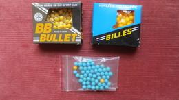 Lot De Billes Pour Pistolet - Other Collections
