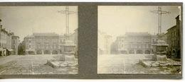 Bagnols Sur Cèze Hôtel De Ville 1924 Format 4x4.5 - Lieux