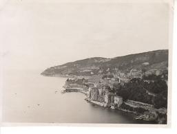 VILLEFRANCHE SUR MER Lot De 5 Photos 1934 Format 8x11 - Places
