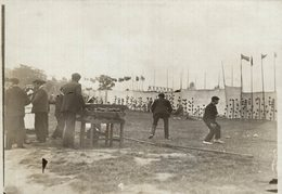 HAMPSTEAD HEALT COCONUT SHIES    16*12CM Fonds Victor FORBIN 1864-1947 - Fotos
