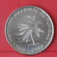 CUBA 50 CENTAVOS 1989 -    KM# 461 - (Nº29028) - Cuba