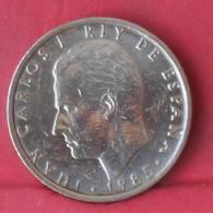 SPAIN 100 PESETAS 1985 -    KM# 827 - (Nº29030) - [ 5] 1949-… : Kingdom