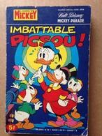Disney - Mickey Parade - Année 1977 - N°1301 Bis - Mickey Parade