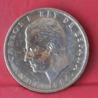 SPAIN 100 PESETAS 1984 -    KM# 831 - (Nº29034) - [ 5] 1949-… : Kingdom