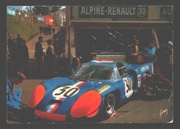 Le Mans - 24 Heures Du Mans - Alpine 3 Litres - Renault - Rallye - Le Mans