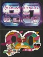 2018-ED. 5246 Y 5247 Completa En  H.B. - La Generación De Los 80 Y La Generación De Los 90 - - Blocs & Hojas