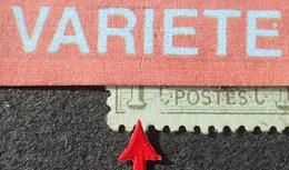 R1917/197 - NAPOLEON III Lauré N°25 - LGC - BELLE VARIETE ➤➤➤ Grosse Cassure Au Sud/ouest Sur Le Filet Brisé - 1863-1870 Napoleon III With Laurels