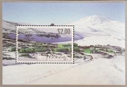 New Zealand  2007 Scott Base Antarctica,50th. Anniv. S/S - New Zealand