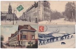 Lot De 280 Petites Cartes - 5 - 99 Postcards