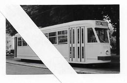 TRAM Brussel - Trains