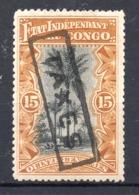 BELGISCH CONGO: COB TX 3 POSTFRIS * MH - Belgisch-Kongo
