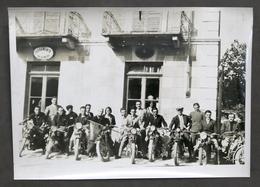 Motociclismo - Fotografia D?epoca - Moto Club Serravalle Sesia - Anni '30 - Foto