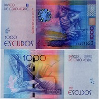 CAPE VERDE       1000 Escudos       P-73       5.7.2014       UNC - Cape Verde