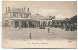 112 - 35 Dinard - La Gare - Dinard