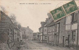 BELLOU EN HOULME - France