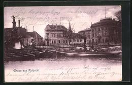 AK Ruhrort, Teilansicht - Deutschland