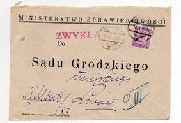 Poland Warsaw Warszawa Official 1933 - 1919-1939 Republic