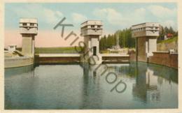 Eupen - Barrage De La Vesdre   [2A-0.861 - Eupen Und Malmedy