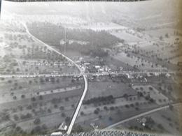 Vue Aérienne Du Circuit Des 24 Heures Du Mans En 1956 ( à Situer ) - Le Mans