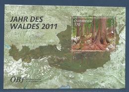 Autriche - Europa - YT Bloc N° 69 - Neuf Sans Charnière - 2011 - Blocs & Feuillets
