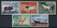 1972 Somalia, Animali Domestici, Serie Completa Nuova (**) - Somalia (1960-...)