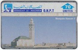 MAROC A-182 Hologram Itissalat - 401F - Used - Morocco