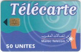 MAROC A-223 Chip Telecom - Used - Morocco