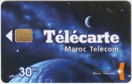 MAROC A-229 Chip Telecom - Universum - Used - Morocco
