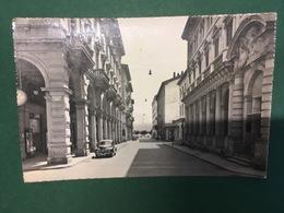 Cartolina Lugano - Via Della Posta - 1954 - Cartoline