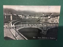 Cartolina Pisa - Ponte Solferino E Lungarni - 1967 - Pisa