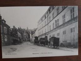 SANCERRE Rue Saint Martin - Sancerre