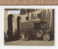 8352  CROCE ROSSA ITALIANA GUERRA 1915-18 AMBULANZA RADIOLOGICA TIPO STANDART ISOTTA FRASCHINI 1915 ANNULLO FIRENZE - Croce Rossa