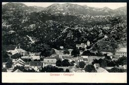 Cettigne, Cetinje, Um 1915, A. Reinwein, - Montenegro