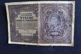 ** / Pologne - Tyslac Marek Polskick - 23.8.1919   /  N°  Nr  588804 .- - Pologne