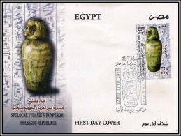 Egypt - 2010 - FDC - ( Joint Issues - Egypt & Slovakia ) - Slovacchia