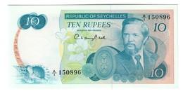Seychelles 10 Rupees 1976 UNC - Seychelles