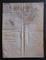 Manuscrit Sur Vélin à Identifier En Lieu Et En époque - Format 190 X 140 Mm - Manuscripts