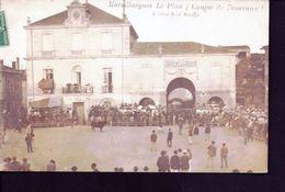 Marsillargues,le Plan,course De Taureaux,carte Photo - France