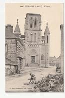 DOMAGNE - L'EGLISE - 35 - Autres Communes