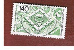 GERMANIA (GERMANY) - SG 1813  - 1977 COUNCIL OF EUROPE BUILDINGS   -  USED - [7] République Fédérale